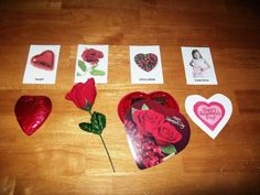 Valentine's Day Tot Activities with Free Printables from Every Star Is Different