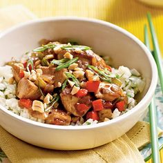 100 Easy Chicken Recipes recipes-lunch-dinner
