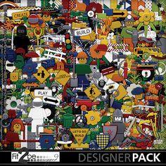 digit scrapbook, fit, digit creativ, scrapbook crafts, creativ scrapbook, scrapbook kit, scrapbook idea, build, lets go