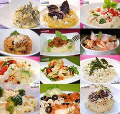 Doce recetas de pasta con verdura