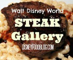 Disney World Steak Gallery