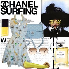 """""""Chanel..."""" by ornellav on Polyvore"""