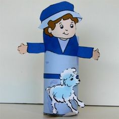 David puppet