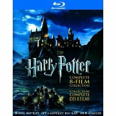 Harry Potter: The Complete 8-Film Collection Blu-ray Bilingual: Amazon.ca: DVD christmas presents