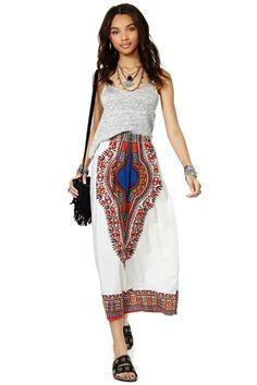 Gita Skirt