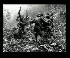 Vietnam war via history planet