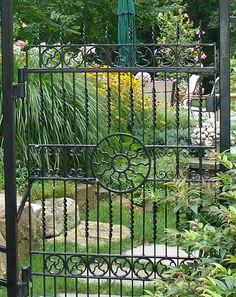 A Salvaged Gate