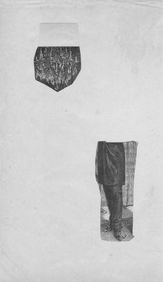 Nieves Mingueza: Collage