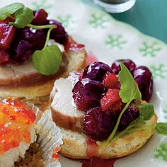 Pork Tenderloin Crostini | MyRecipes.com