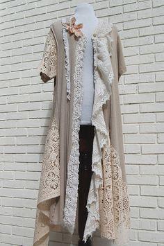 tattered coat