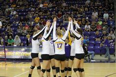 UNI Volleyball Ranked No. 7 in Nation in Attendance - Thank you Panther fans!!