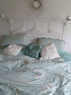 lovely bed linens
