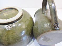 Great Braxted Pottery - D mark LX mark X mark fish mark and label