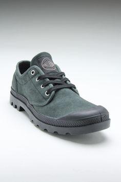 Pampa Oxford Shoe