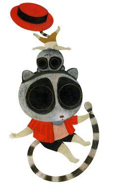 Italian children's book illustrator Simone Rea, beautiful work!