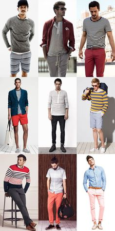 Men's SS13 Fashion Trend: Stripes | FashionBeans