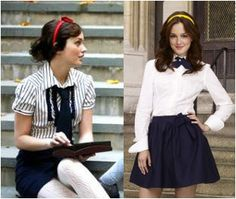 love her style on gossip girl
