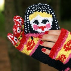 Matryoshka Gloves