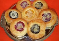 Kolaches - look closest to Grandma's I can find.