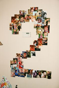 totally doing this for carters 2nd at the new house so excited!!! they grow so quick :( Birthday Parti, Birthday Party Ideas 2Nd, 2Nd Birthday For Boy, 2Nd Boy Birthday Ideas, 2Nd Boy Birthday Party Ideas, 2Nd Birthday Ideas For Boys, 2Nd Birthday Party For Boy, 2Nd Birthday Boy Party Ideas, Photo Collages