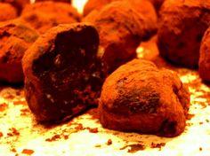 Chocolate Truffles Recipe.