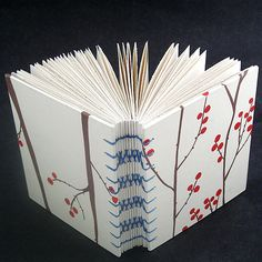 The open book, via Flickr.