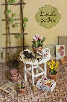 Lucie's garden   Flickr - Photo Sharing!