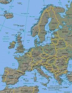 useful blog on backpacking through Europe