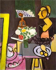 Still life with gourds+-+Henri+Matisse