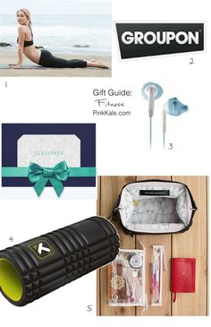 Gift Guide: Fitness
