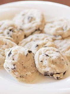 Mascarpone Oreo Snowflake Cookies | Kevin & Amanda's Recipes
