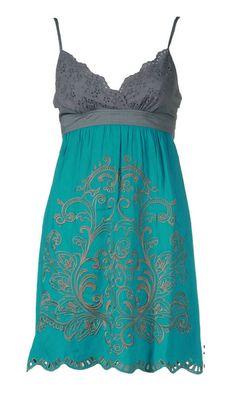 #turquoise and #grey Zeta Tau Alpha #ZTA