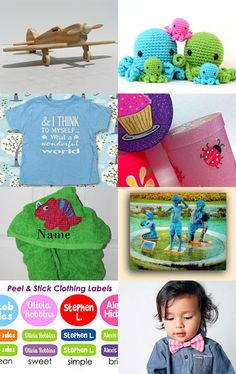 For the Kiddos by Renee on Etsy--Pinned with TreasuryPin.com