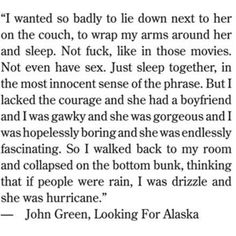 makes me want to read the whole book