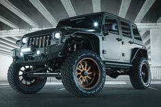 2014 Jeep Wrangler Unlimited NightHawk 2
