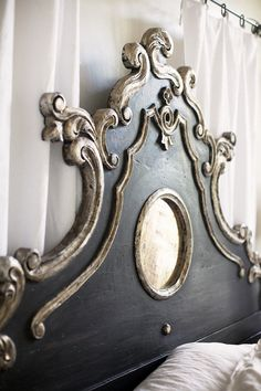 headboard - simply gorgeous
