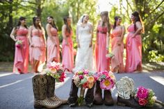 Rustic Country Wedding Ideas—Your New Choice in 2013