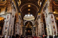 rome, peter basilica