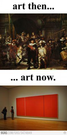 Classical vs. Contemporary