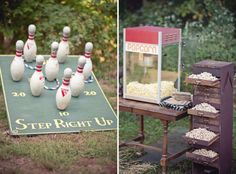 Wedding Reception Lawn Games   Tied Bow Inspiration