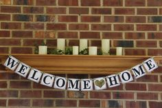 Welcome home party on pinterest banners fruit trees and for Military welcome home party decorations