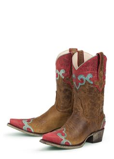 Lane Dakota Women's Cowboy Boots