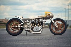Thunderbike custom motorcycles