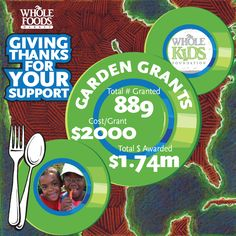 Over 1M students served in just 1 year. Thank you! #healthykids #nutrition #education #schoolgarden #saladbar