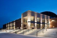The Goggin Ice Center - Miami University.