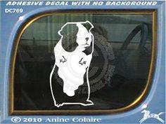 guinea car decal