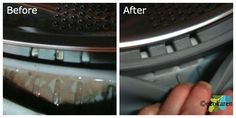 Front Loading Washer Maintenance | ecokaren