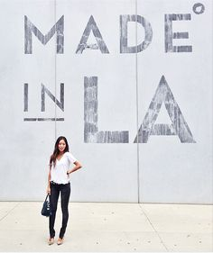 my fav made in LA clothing line, kika - now available to shop online! www.shopkika.com/staceymonroe - check it out! 15% off your first order and lots of sale items already on there!