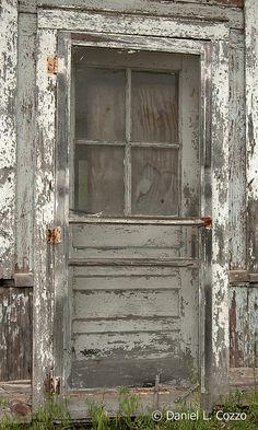A door of character & history~~