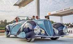 Oooh, someday I'll have the opportunity to shoot a Delahaye! This is one of my favourite cars...